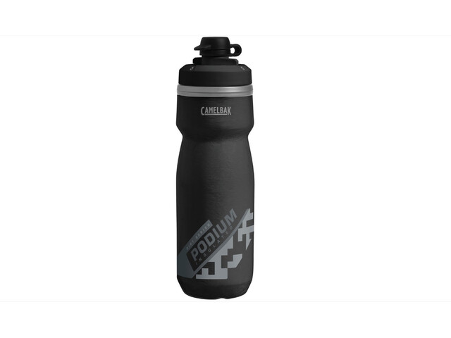 CamelBak Podium Chill Dirt Series Drikkeflaske 620ml, black